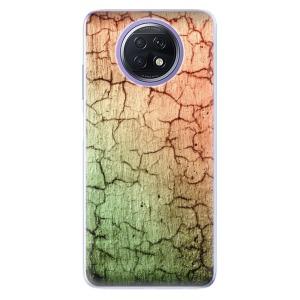 Odolné silikonové pouzdro iSaprio - Cracked Wall 01 na mobil Xiaomi Redmi Note 9T 5G