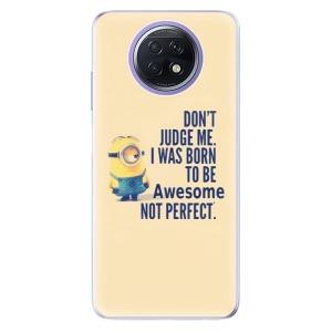 Odolné silikonové pouzdro iSaprio - Be Awesome na mobil Xiaomi Redmi Note 9T 5G