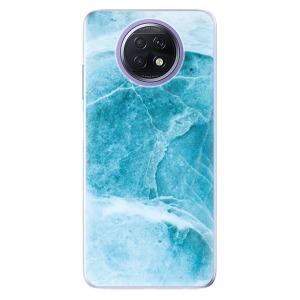 Odolné silikonové pouzdro iSaprio - Blue Marble na mobil Xiaomi Redmi Note 9T 5G