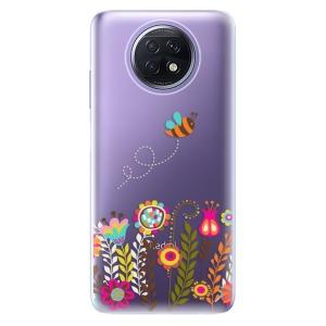 Odolné silikonové pouzdro iSaprio - Bee 01 na mobil Xiaomi Redmi Note 9T 5G