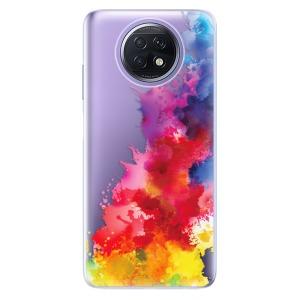 Odolné silikonové pouzdro iSaprio - Color Splash 01 na mobil Xiaomi Redmi Note 9T 5G