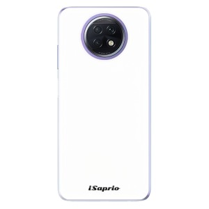 Odolné silikonové pouzdro iSaprio - 4Pure - bílé na mobil Xiaomi Redmi Note 9T 5G