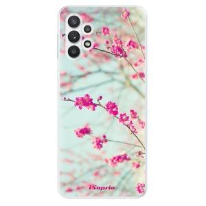 Odolné silikonové pouzdro iSaprio - Blossom 01 na mobil Samsung Galaxy A32 LTE