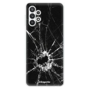 Odolné silikonové pouzdro iSaprio - Broken Glass 10 na mobil Samsung Galaxy A32 LTE