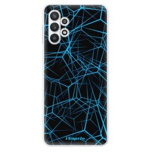Odolné silikonové pouzdro iSaprio - Abstract Outlines 12 na mobil Samsung Galaxy A32 LTE