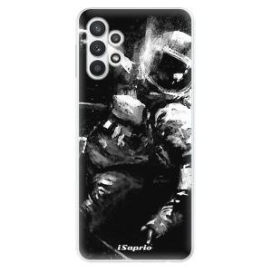 Odolné silikonové pouzdro iSaprio - Astronaut 02 na mobil Samsung Galaxy A32 LTE