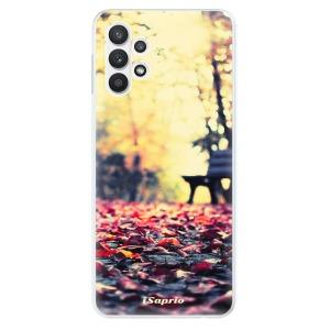Odolné silikonové pouzdro iSaprio - Bench 01 na mobil Samsung Galaxy A32 LTE
