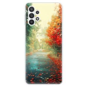 Odolné silikonové pouzdro iSaprio - Autumn 03 na mobil Samsung Galaxy A32 LTE