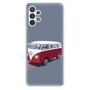 Odolné silikonové pouzdro iSaprio - VW Bus na mobil Samsung Galaxy A32 LTE