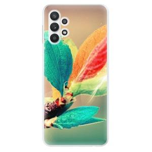 Odolné silikonové pouzdro iSaprio - Autumn 02 na mobil Samsung Galaxy A32 LTE