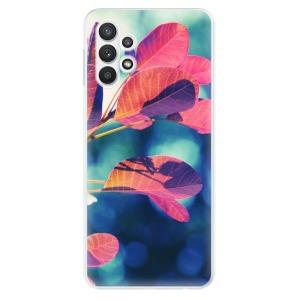 Odolné silikonové pouzdro iSaprio - Autumn 01 na mobil Samsung Galaxy A32 LTE
