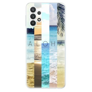 Odolné silikonové pouzdro iSaprio - Aloha 02 na mobil Samsung Galaxy A32 LTE