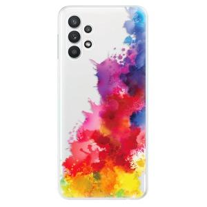 Odolné silikonové pouzdro iSaprio - Color Splash 01 na mobil Samsung Galaxy A32 LTE