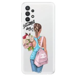 Odolné silikonové pouzdro iSaprio - Beautiful Day na mobil Samsung Galaxy A32 LTE