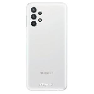Odolné silikonové pouzdro iSaprio - 4Pure - čiré bez potisku na mobil Samsung Galaxy A32 LTE