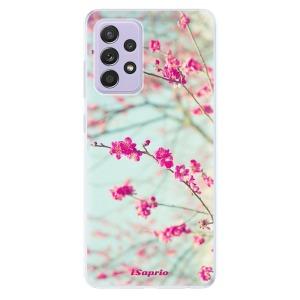 Odolné silikonové pouzdro iSaprio - Blossom 01 na mobil Samsung Galaxy A52 / A52 5G