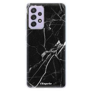 Odolné silikonové pouzdro iSaprio - Black Marble 18 na mobil Samsung Galaxy A52 / A52 5G