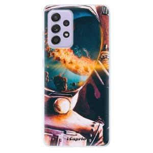 Odolné silikonové pouzdro iSaprio - Astronaut 01 na mobil Samsung Galaxy A52 / A52 5G