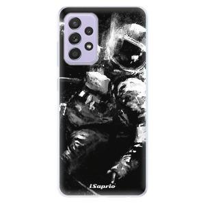 Odolné silikonové pouzdro iSaprio - Astronaut 02 na mobil Samsung Galaxy A52 / A52 5G