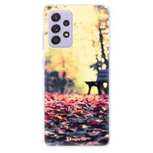 Odolné silikonové pouzdro iSaprio - Bench 01 na mobil Samsung Galaxy A52 / A52 5G