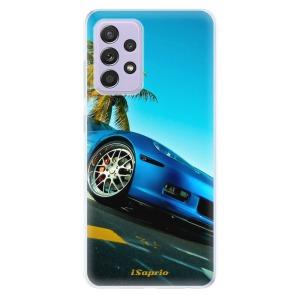Odolné silikonové pouzdro iSaprio - Car 10 na mobil Samsung Galaxy A52 / A52 5G