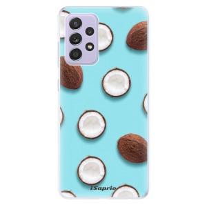 Odolné silikonové pouzdro iSaprio - Coconut 01 na mobil Samsung Galaxy A52 / A52 5G