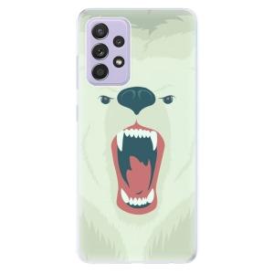Odolné silikonové pouzdro iSaprio - Angry Bear na mobil Samsung Galaxy A52 / A52 5G
