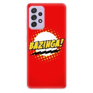 Odolné silikonové pouzdro iSaprio - Bazinga 01 na mobil Samsung Galaxy A52 / A52 5G