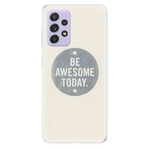 Odolné silikonové pouzdro iSaprio - Awesome 02 na mobil Samsung Galaxy A52 / A52 5G