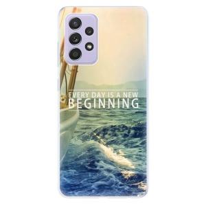 Odolné silikonové pouzdro iSaprio - Beginning na mobil Samsung Galaxy A52 / A52 5G