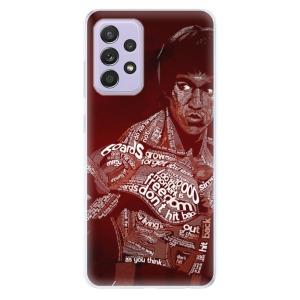 Odolné silikonové pouzdro iSaprio - Bruce Lee na mobil Samsung Galaxy A52 / A52 5G