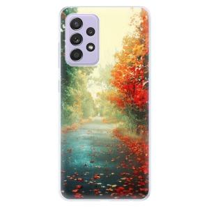 Odolné silikonové pouzdro iSaprio - Autumn 03 na mobil Samsung Galaxy A52 / A52 5G