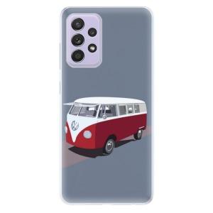 Odolné silikonové pouzdro iSaprio - VW Bus na mobil Samsung Galaxy A52 / A52 5G