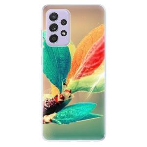 Odolné silikonové pouzdro iSaprio - Autumn 02 na mobil Samsung Galaxy A52 / A52 5G