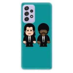 Odolné silikonové pouzdro iSaprio - Pulp Fiction na mobil Samsung Galaxy A52 / A52 5G - VÝPRODEJ