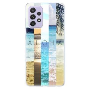 Odolné silikonové pouzdro iSaprio - Aloha 02 na mobil Samsung Galaxy A52 / A52 5G