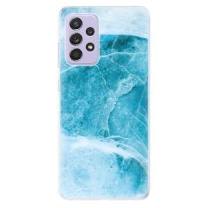 Odolné silikonové pouzdro iSaprio - Blue Marble na mobil Samsung Galaxy A52 / A52 5G