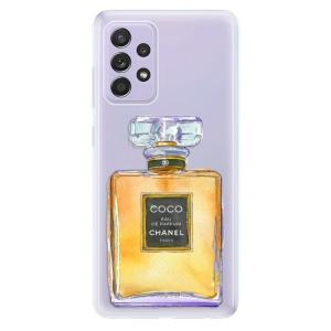 Odolné silikonové pouzdro iSaprio - Chanel Gold na mobil Samsung Galaxy A52 / A52 5G