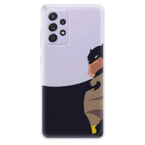 Odolné silikonové pouzdro iSaprio - BaT Comics na mobil Samsung Galaxy A52 / A52 5G