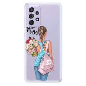 Odolné silikonové pouzdro iSaprio - Beautiful Day na mobil Samsung Galaxy A52 / A52 5G