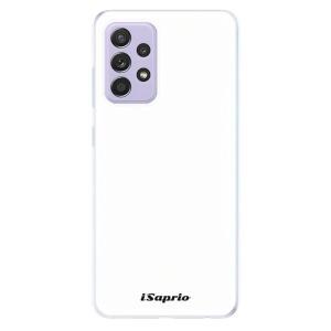 Odolné silikonové pouzdro iSaprio - 4Pure - bílé na mobil Samsung Galaxy A52 / A52 5G