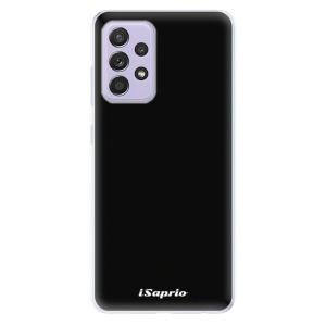 Odolné silikonové pouzdro iSaprio - 4Pure - černé na mobil Samsung Galaxy A52 / A52 5G
