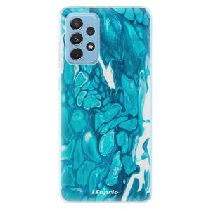 Odolné silikonové pouzdro iSaprio - BlueMarble 15 na mobil Samsung Galaxy A72