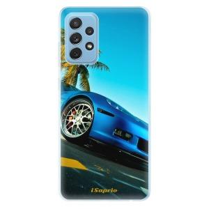 Odolné silikonové pouzdro iSaprio - Car 10 na mobil Samsung Galaxy A72