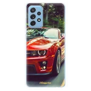 Odolné silikonové pouzdro iSaprio - Chevrolet 02 na mobil Samsung Galaxy A72