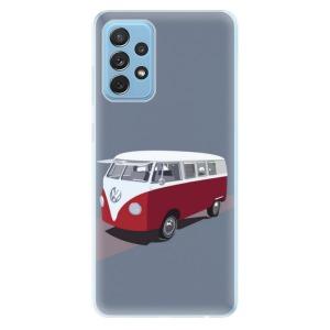 Odolné silikonové pouzdro iSaprio - VW Bus na mobil Samsung Galaxy A72