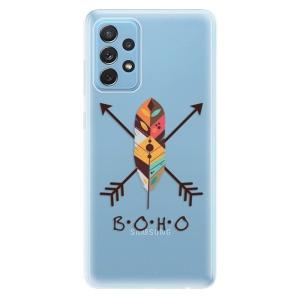 Odolné silikonové pouzdro iSaprio - BOHO na mobil Samsung Galaxy A72