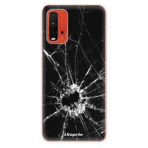 Odolné silikonové pouzdro iSaprio - Broken Glass 10 na mobil Xiaomi Redmi 9T / Xiaomi Poco M3