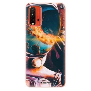 Odolné silikonové pouzdro iSaprio - Astronaut 01 na mobil Xiaomi Redmi 9T / Xiaomi Poco M3