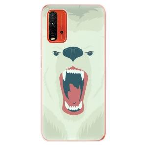 Odolné silikonové pouzdro iSaprio - Angry Bear na mobil Xiaomi Redmi 9T / Xiaomi Poco M3